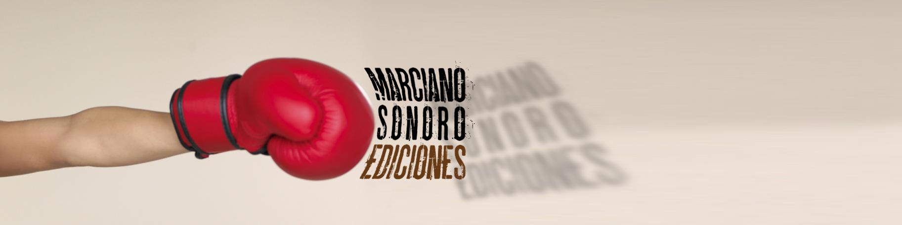 Marciano Sonoro Ediciones. Libros y música